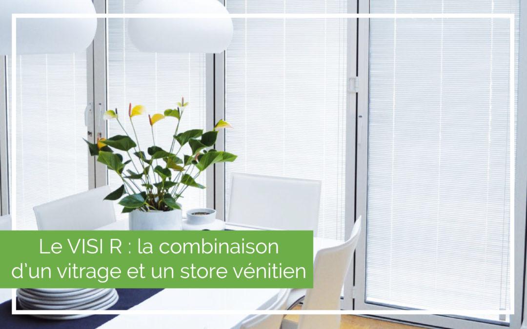 Le Vitrage Isolant à Store Intégré Résidentiel – VISI R